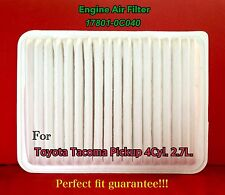 AF5625 CA10163 ENGINE AIR FILTER for 05-15 TOYOTA TACOMA 4 CYL 17801-0C040