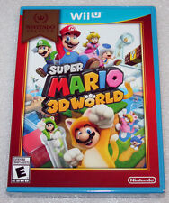 Super Mario 3D World - Nintendo Wii U - NEW & SEALED