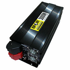 3000W / 6000W 12V, 230V, 50HZ Modified Power Inverter + 20A Charger By EMS