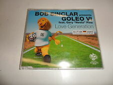 "Cd   Bob Sinclar presents  Goleo VI Feat.  Gary ""Nesta"" Pine  ‎– Love Generation"