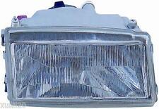 FIAT UNO 1990 -   MK2 FARO FANALE PROIETTORE DESTRO H4 headlamp