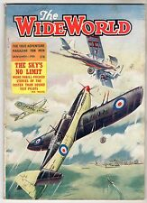 The Wide World - Magazine For Men January 1956