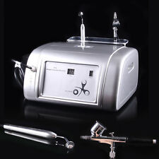 2 IN1 95% Pure Oxygen Skin Facial Injection Care Vacuum Lymph Smooth Lifting SPA