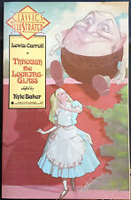 Through the Looking Glass, Alice in Wonderland sequel, Classics Illustrated #3