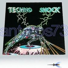 "DORIS NORTON ""TECHNO SHOCK"" RARE LP- REXANTHONY"