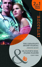 The Librarian's Secret Scandal/Dr. Colton's High-Stakes Fiancee (Mills & Boon In