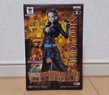 Nico Robin DXF THE GRANDLINE LADY ONE PIECE FILM GOLD vol.2 Japan Anime Figure