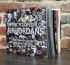 The Encyclopedia Of Air Jordans Sneaker History Guide Nike Retro Reference Book
