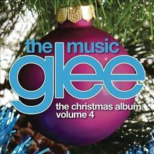 Glee: The Music: The Christmas Album, Vol. 4 [Maxi Single] by Glee (CD,...