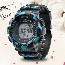 Outdoor Multifunction Waterproof Child Boy Girl Sport Electronic Digital Watches