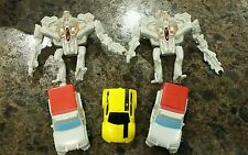 Transformers  McDonald's  Happy Meal  Toy Lot Starscream~Ratchet~Bumblebee