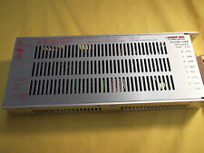 POWER SUPPLY POWER ONE # SPL200-S100 INPUT 90-136 VOLT AC OUTPUT 5/12 VDC