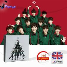 NEW EXO Winter Special Project Album 'Miracles in December' (Korean Ver.)