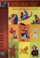 Disney Movie Songs Piano Duet Play-Along Vol. 12. Book & CD (2008, Paperback)