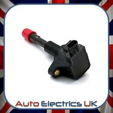 HONDA JAZZ CITY CIVIC 1.2 1.3 1.4 2002-2007 IGNITION COIL NEW 30521-PWA-003