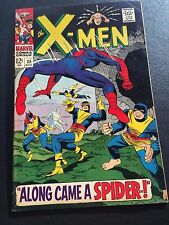 The X-Men #35 - Spider-Man crossover Uncanny Marvel High Grade