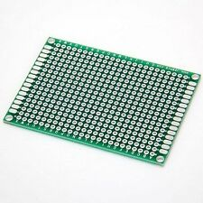 Dual Side Prototype PCB High Quality Tinned Bread Board 5 X 7 cm 50 x 70mm