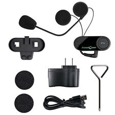 T-COMVB Bluetooth BT Motorcycle Interphone Motorbike Helmet Intercom Headset