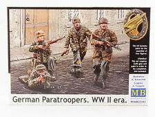 LOT 17720 | Master Box MB35145 German Paratroopers WWII 1:35 Bausatz NEU in OVP