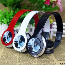 Anime Tokyo ghoul Ken Kaneki earphone deep bass foldable headband headphones