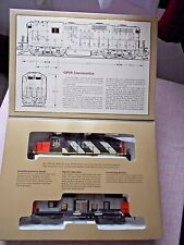 PROTO 2000 GP18 DIESEL LOCOMOTIVE HO GAUGE CANADIAN NATIONAL NIB