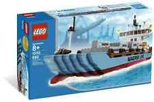LEGO® Exclusive 10155 Maersk Line Container Ship NEU OVP NEW MISB NRFB