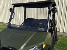 POLARIS RANGER MIDSIZE 570 ETX EV SCRATCH RESISTANT FULL WINDSHIELD 2015+ HC-1