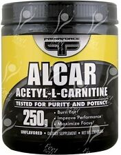 Primaforce ALCAR Acetyl-l-Carnitine 250g - PURE POWDER!