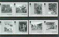 Isle of Man-Mills & Millers-Photography- (1493-00)-2009- mnhset of 8