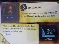 Wizkids Pirates of the Caribbean #022 Tia Dalma / Damsel in Distress Pocketmodel