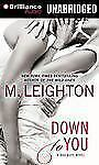 The Bad Boys: Down to You 1 by M. Leighton (2013, MP3 CD, Unabridged)