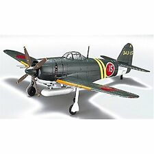 Marushin 1/48 Shiden kai Normal Local Area Fighter Semifinished Model