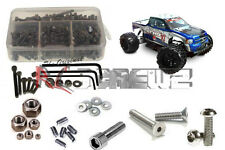 RC Screwz RCR014 Redcat Racing Rampage XT Complete Stainless Hardware Kit