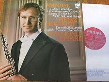 6500 240 Handel 3 Oboe Concertos etc. / Holliger / Leppard