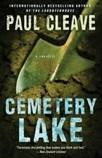 Cemetery Lake: A Thriller (Christchurch Noir Crime Series)-ExLibrary