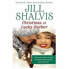 Christmas in Lucky Harbor by Jill Shalvis-Simply Irresistible, Sweetest Thing+2