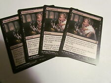MAGIC the Gathering Thoughtseize x4 Theros MTG
