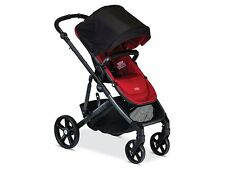 Britax 2017 B-Ready Stroller in Poppy Brand New!! Free Shipping!!