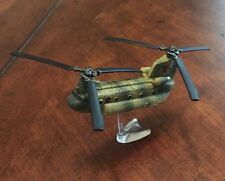 "Chinook Helicopter Royal Air Force CH-47A Desk Figure 4.5"" Long Plastic"