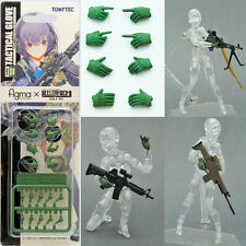 Little Armory OP02 Figma Tactical Glove Foliage Green Anime Figure Tomytec Japan