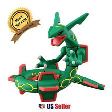 TOMY Takaratomy Pokemon XY Pocket Monster Collection Figure Toy - RAYQUAZA