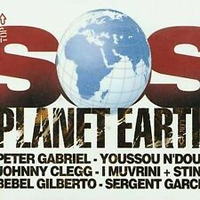 SOS Planet Earth by Various Artists (CD, Oct-2002, XIII Bis Recordings) promo