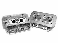 VW NEW PAIR OF 2.0 LITER CYLINDER HEADS FOR TYPE 4, SQUARE PORTS