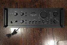 Sansui AU-717 Integrated Amplifier With Built-In Handles Great Condition!!