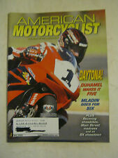 May 2005 American Motorcyclist Magazine, Daytona!  (BD-29)