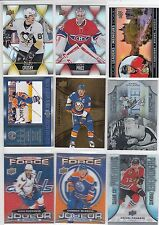 2016-17 UPPER DECK TIM HORTONS MASTER SET BASE SET + INSERTS & ALBUM