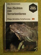 Das Züchten von Terrarientieren - Terrarium Frösche Lurche Reptilien Echsen