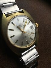 VINTAGE MONTINE 25 JEWEL AUTOMATIC INCABLOC WATCH WITH SEIKO STRAP