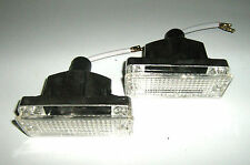 Reverse Lights RH & LH Pair for Datsun Truck 720 1983-1984