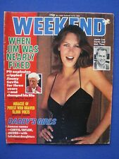 Weekend Magazine - Jamie Lee Curtis, Jimmy Savile  13th Aug 1980